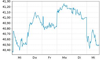Chart Fr.Temp.Inv.Fds-F.Eu.S.-M.C.G. - 1 Woche